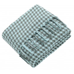 PATURA LUX THROW COZY HAKY MINT