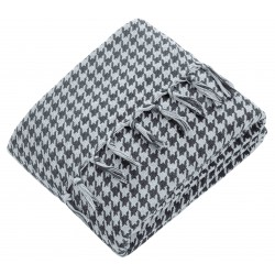 PATURA LUX THROW COZY LACIVERT GRI