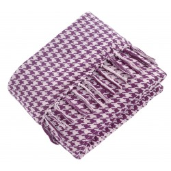 PATURA LUX THROW COZY MURDUM PEMBE